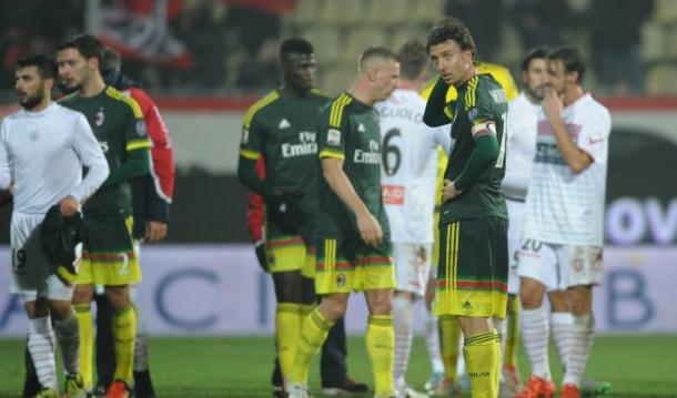 Carpi Milan  0-0, Gazzetta.it