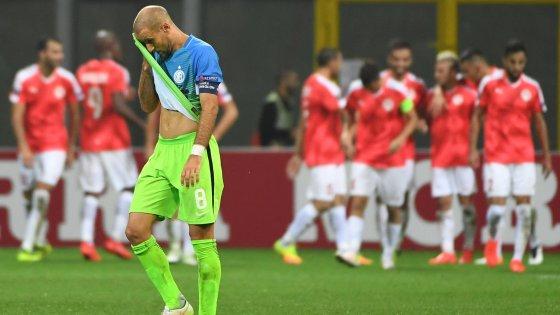 Palacio sconfortato mentre l'Hapoel festeggia lo 0-2 | Larepubblica.it