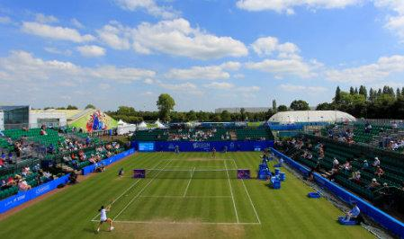 Exciting times to come in the years ahead for tennis fans in Nottingham. Photo: Getty Images