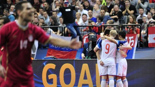 El conjunto ruso tratará de ganar su segunda Euro | Foto: UEFA