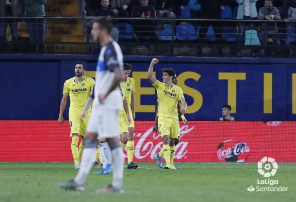 Último Villarreal vs Alavés / Foto: LaLiga