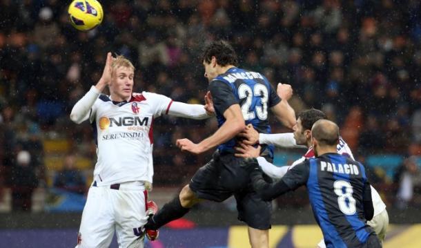 Inter - Bologna 3-2 - Fonte: repubblica.it