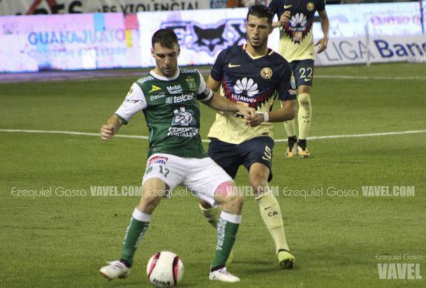 Mauro Boselli en el duelo ante América I Foto: Rodrigo Peña VAVEL