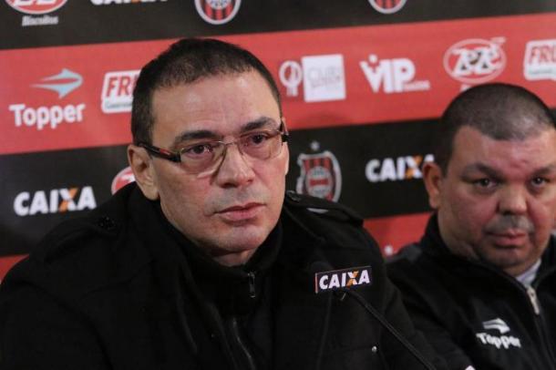 Clemer chegou no Brasil de Pelotas com a missão de substituir Rogério Zimmermann(Foto: Jonathan Silva / GE Brasil)