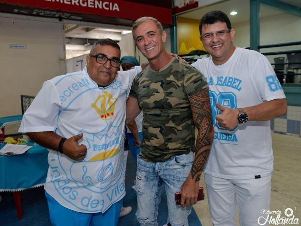 Foto: Facebook/Vila Isabel