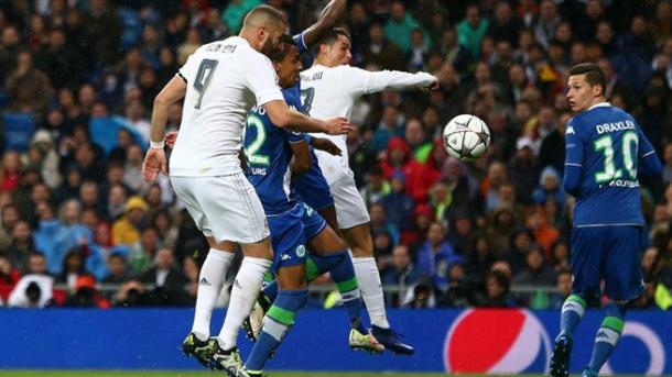 O Real Madrid dominou o global da partida // Foto: Getty Images