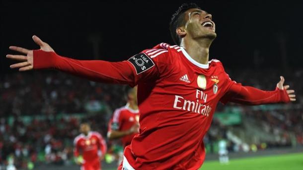 Nesta altura da época, Jimenez era (quase) garantia de 3 pontos. (Fonte: UEFA)