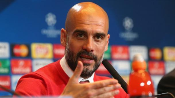 Guardiola - Source: Uefa.com