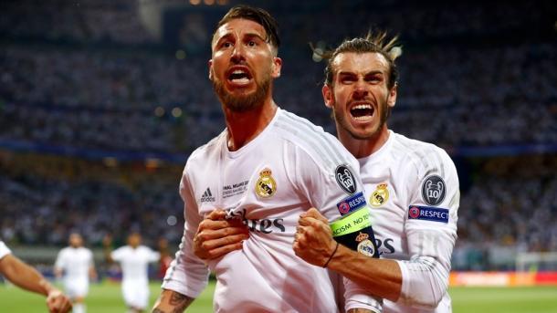 Ramos e Bale. Fonte: it.uefa.com