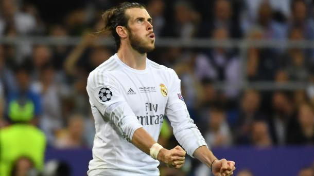 A Bale só lhe faltou o golo | Foto: http://pt.uefa.com/uefachampionsleague