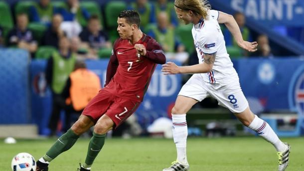 Apesar do empate Telmo Sousa Paulino acredita que Portugal pode chegar às meias | Foto: Site Oficial Euro 2016