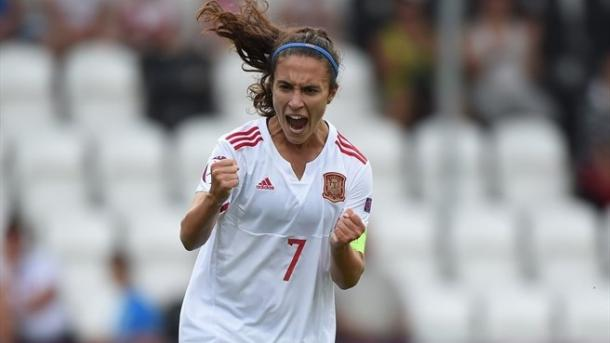 Can Nahikari Garcia climb the goal-scoring charts? (Photo: Sportsfile)