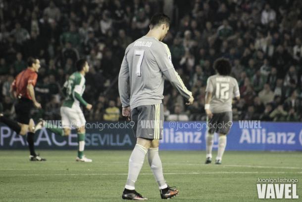 Cristiano Ronaldo vuelve luego de las cinco fechas de suspensión | Foto: Juanlgn.lechuga (VAVEL.com)