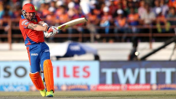 McCullum blasted 42 for the Lions | Photo: BCCI