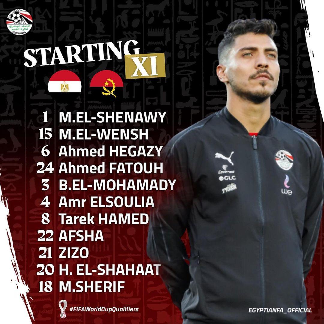 Photo by Egyptian Football Association