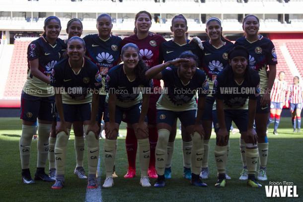 América vs Chivas, primer juego femenil por TV abierta