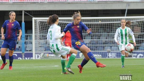 Lieke Martens también fue destacada. | Foto: Ernesto Ardilla, VAVEL