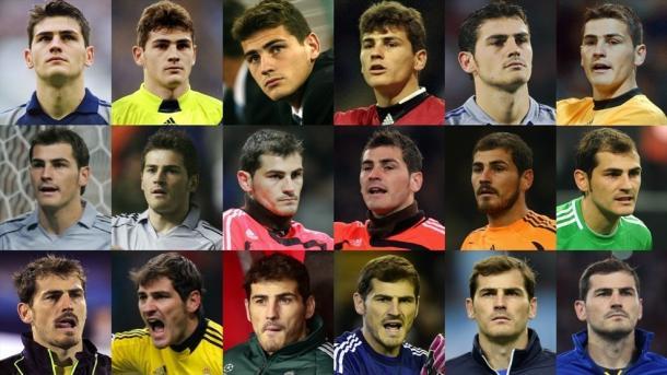 L'attuale portiere del Porto ed ex bandiera del Real Madrid, Iker Casillas. Foto: UEFA.com