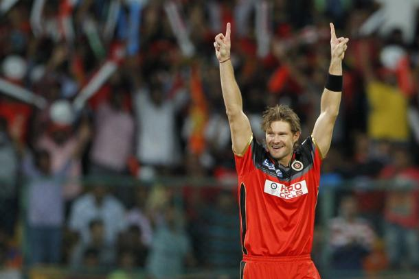 Watson took 4-29 from his four overs | Photo: BCCI