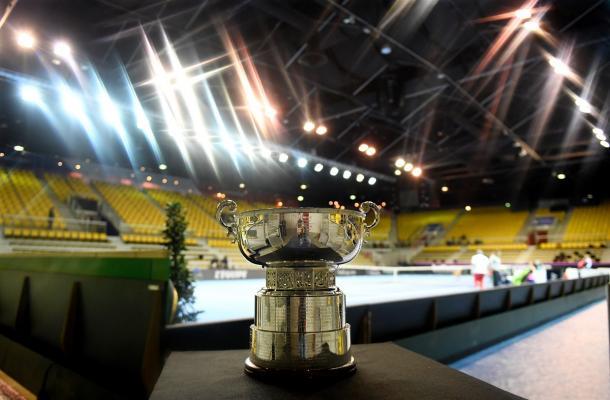 La Fed Cup - Fonte :fedcup.com