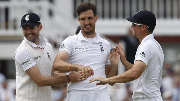 Finn was back to his best on day three at Lords | Photo: AFP