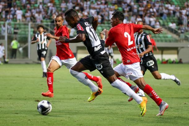 Galo goleou os adversários no último confronto no Independência (Foto: Divulgação/Atlético)