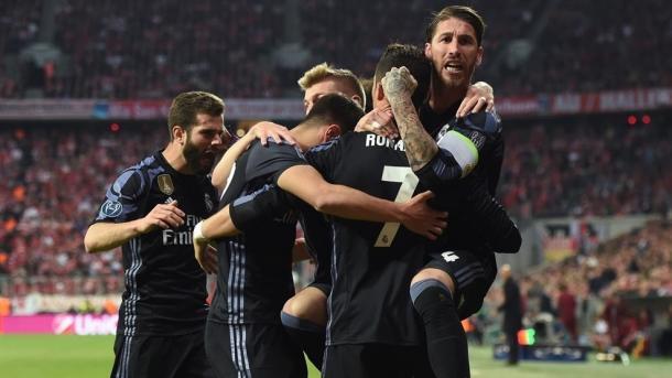 O Real parte em vantagem para a 2ª mão | Foto: Site Oficial Liga dos Campeões