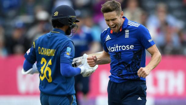 Woakes impressed once again taking three wickets | Photo: AFP