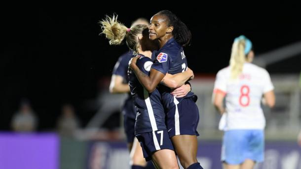 Crystal Dunn spared North Carolina's blushes on Saturday evening | Source: wralsportsfan.com