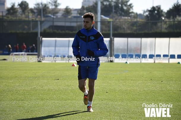 Munir ya es el máximo goleador albiazul  | Fotografía: Noelia Déniz / VAVEL
