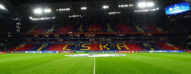 CSKA Arena | Foto: UEFA.