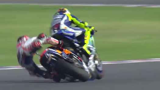 Was Rossi right to make the move? | Photo: GPM2