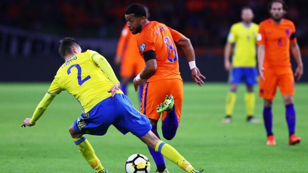 Imagen del Suecia - Holanda | Foto: UEFA