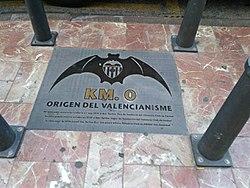 KM 0, origen del valencianismo