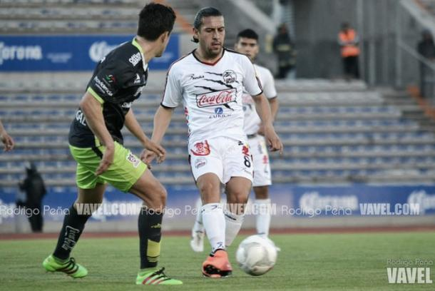 Jorge Ibarra fue campeón en el Clausura 2017 y consiguió el ascenso con Lobos BUAP (Foto: Rodrigo Peña)