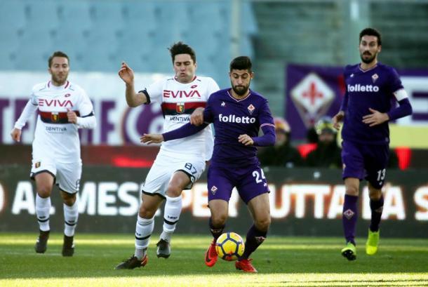 Fonte: ACF Fiorentina / Facebook