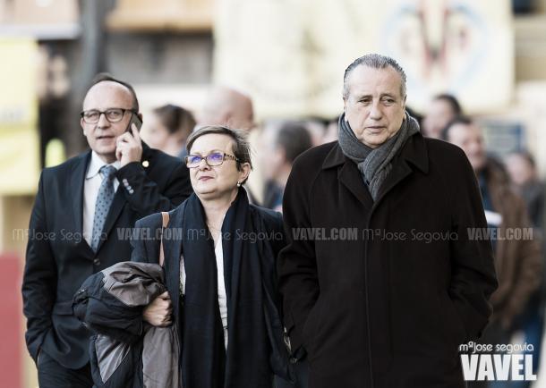 Fernando Roig cumplirá este año dos décadas al frente del club castellonense | Foto: VAVEL
