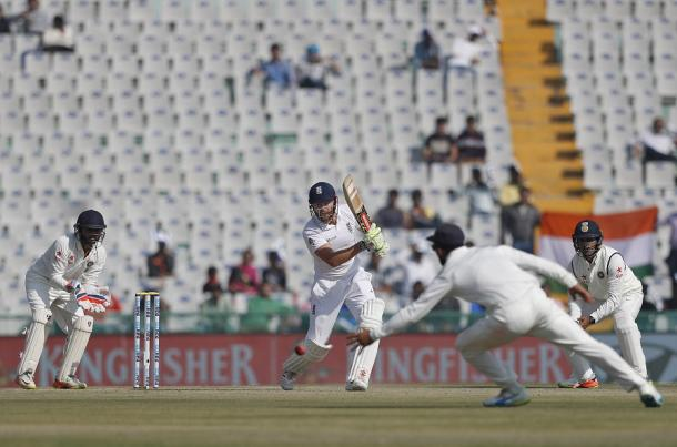 Bairstow's shot placement was exemplary during his stay in the middle | Photo: cricinfo