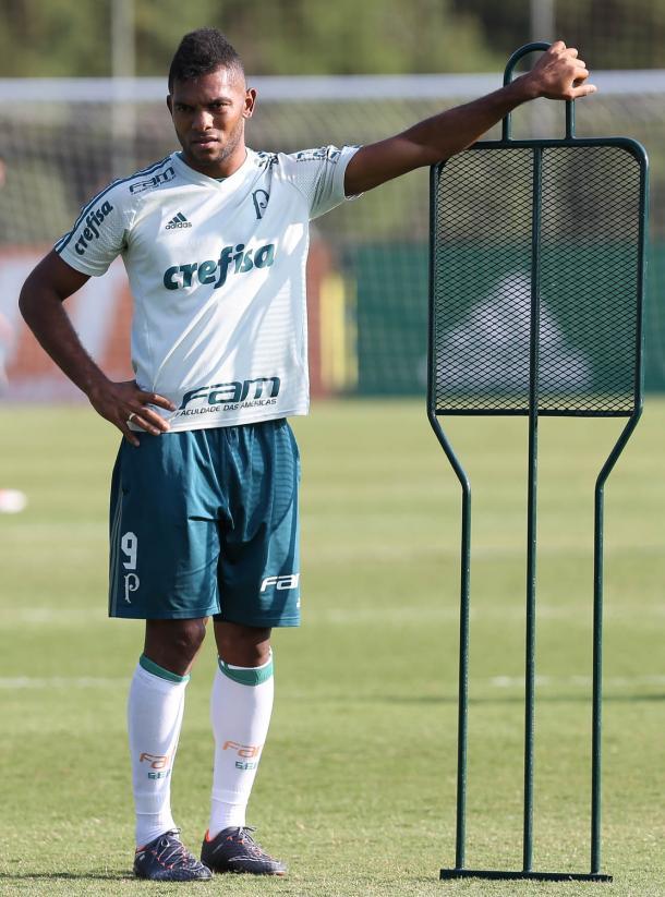 Borja é o artilheiro do Paulistão ( Divulgação/SE Palmeiras