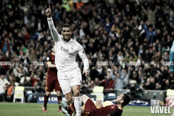 Cristiano supo romper las redes de Roma en el último encuentro   Foto: Rodrigo Torrellas (VAVEL.com)