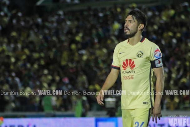 Oribe Peralta es el jugador a seguir de América | Foto: VAVEL