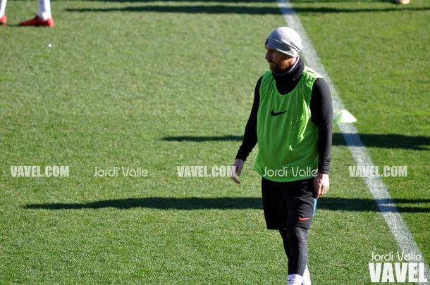 Leo Messi, el más aclamado por la afición | Foto: Jordi Valle, VAVEL