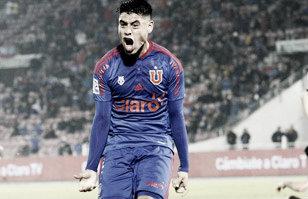 Con la U de Chile | Fuente: Guioteca.com