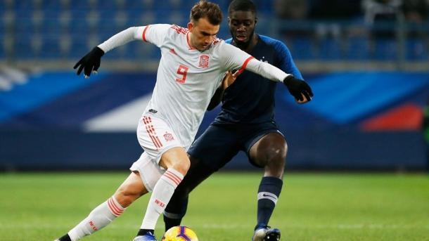 España vs. Francia, el auténtico partidazo | Foto: UEFA