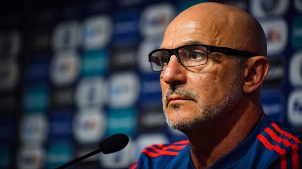Luis de la Fuente, actual seleccionador Sub 21 | Foto: UEFA