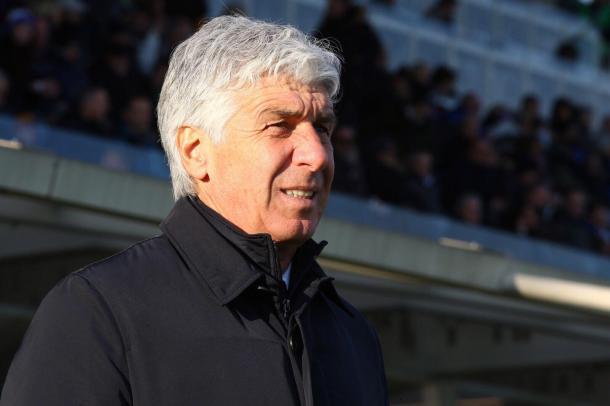 Gasperini ha puesto a los de Bérgamo en el top se la Serie A / Foto: Atalanta
