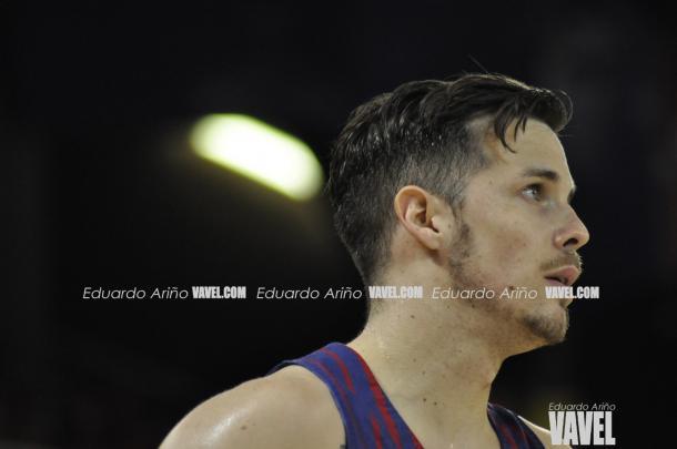 Las intentonas de Heurtel no fueron suficiente. | Fotografía: Eduardo Ariño (VAVEL.com)