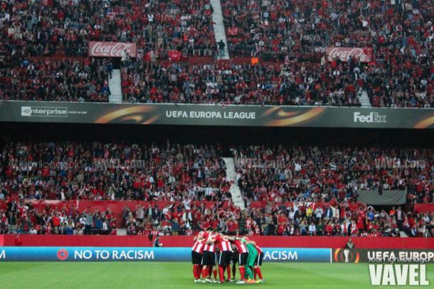 El Athletic buscará estrenarse en La Liga 2016/17 | Foto: Juan Ignacio Lechuga - VAVEL