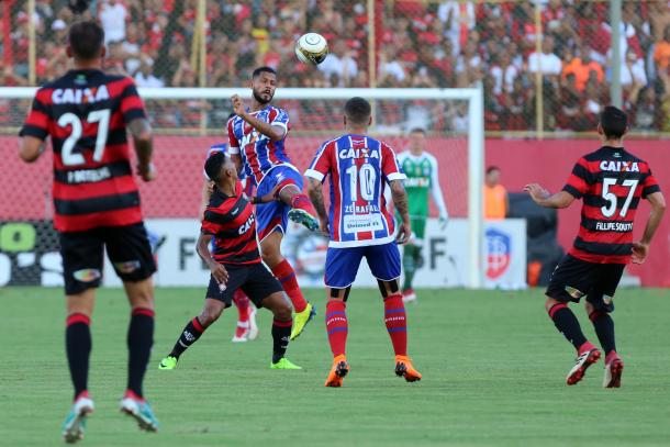 (Fotos: Felipe Oliveira / EC Bahia)