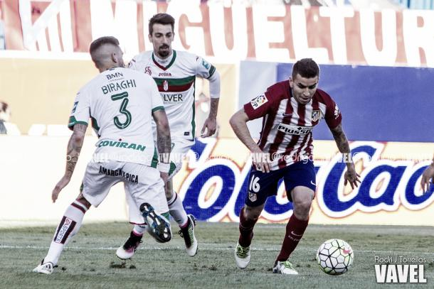 El Granada milita actualmente en Primera División | Foto: VAVEL